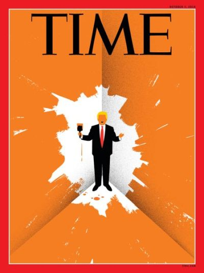 Time USA - October 07 - 2019