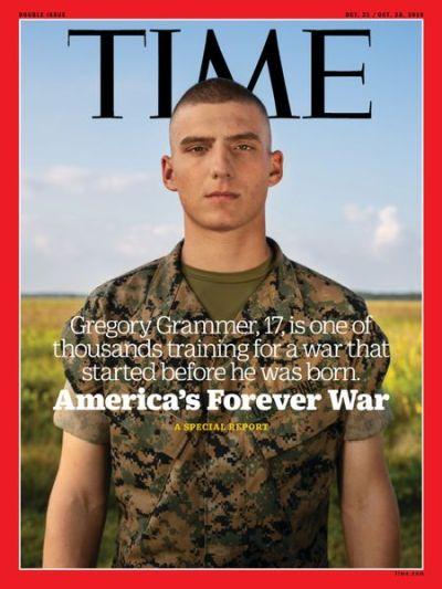 Time USA - October 21 - 2019