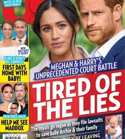 US Weekly - October 21 - 2019