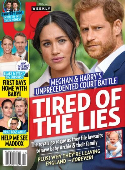 US Weekly – October 21 , 2019