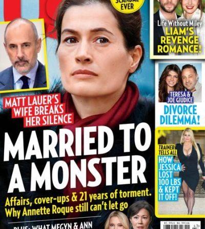 US Weekly - October 28 , 2019