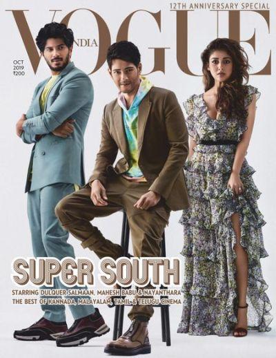 Vogue India – October 2019