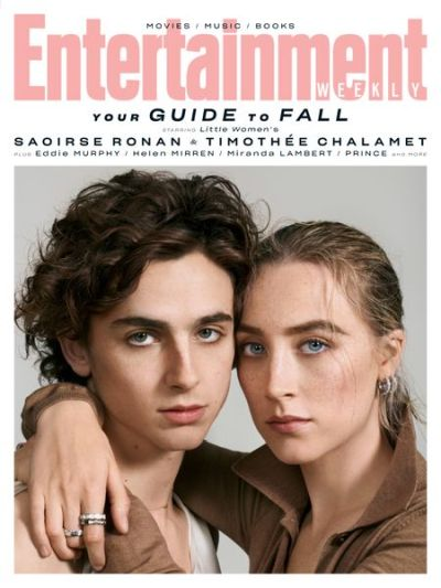 Entertainment Weekly – November 2019