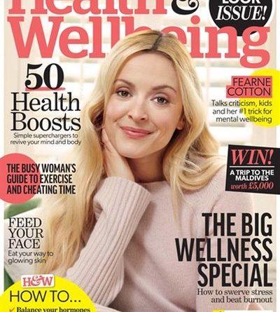 Health & Wellbeing - November 2019
