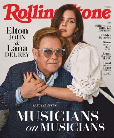 Rolling Stone USA - November 2019