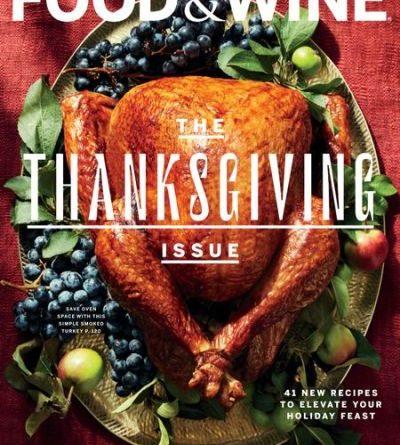 Food & Wine USA - November 2019