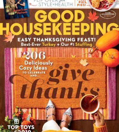 Good Housekeeping USA - November 2019