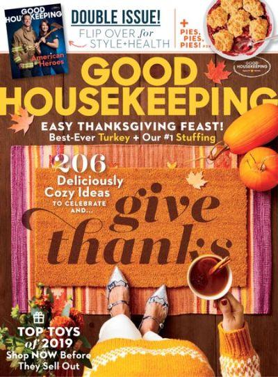 Good Housekeeping USA – November 2019
