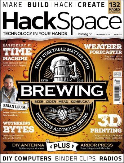 HackSpace - November 2019