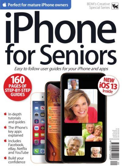 iPhone for Seniors - Volume 20