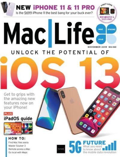 MacLife UK - November 2019