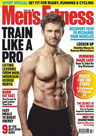 Men's Fitness UK - November 2019