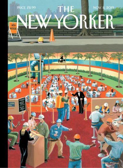 The New Yorker – November 11 , 2019