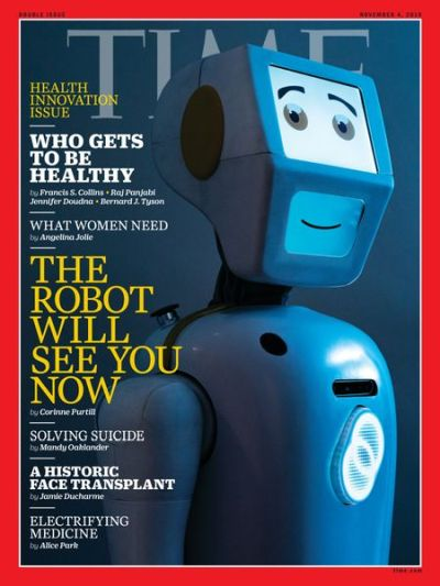 Time USA - November 04 2019