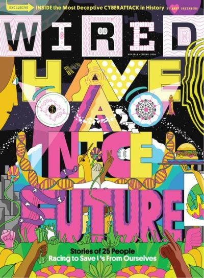 Wired USA - November 2019