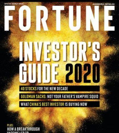 Fortune USA - December 2019