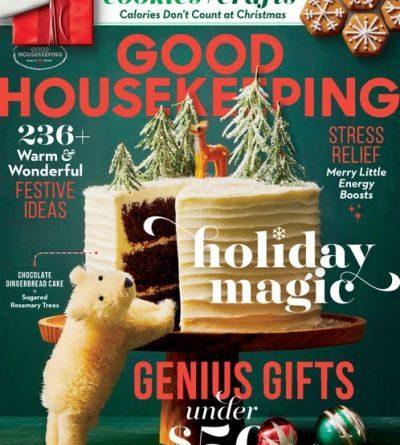 Good Housekeeping USA - December 2019