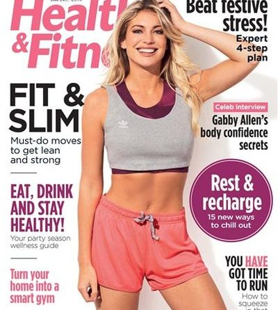 Health & Fitness UK - December 2019
