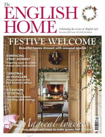 The English Home – December 2019