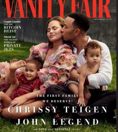 Vanity Fair USA - December 2019