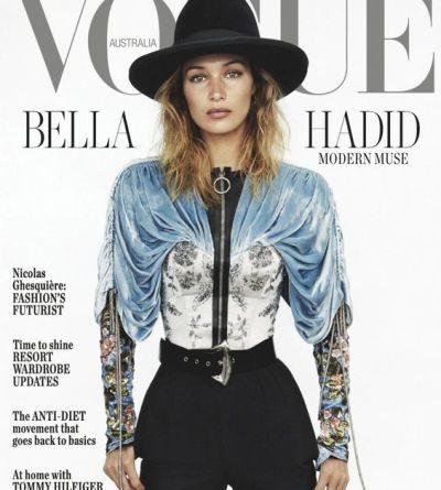 Vogue Australia - November 2019