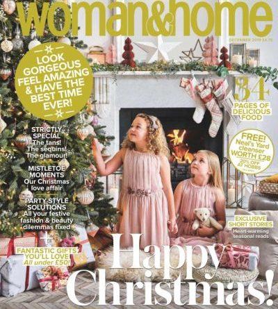 Woman & Home UK - December 2019