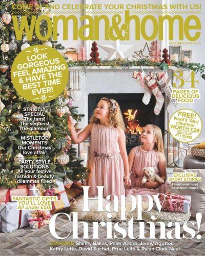 Woman & Home UK – December 2019
