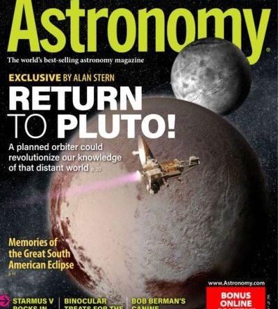 Astronomy - December 2019