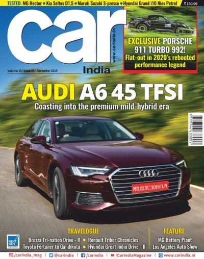 Car India - December 2019