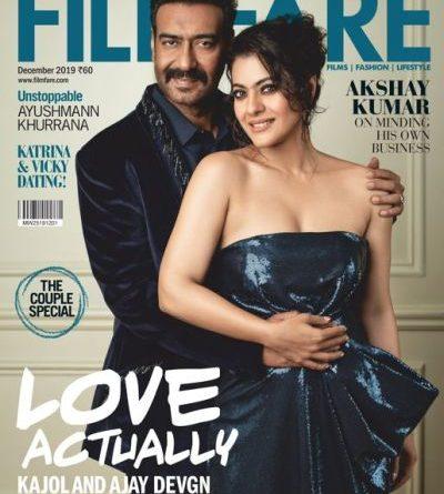 Filmfare - December 2019