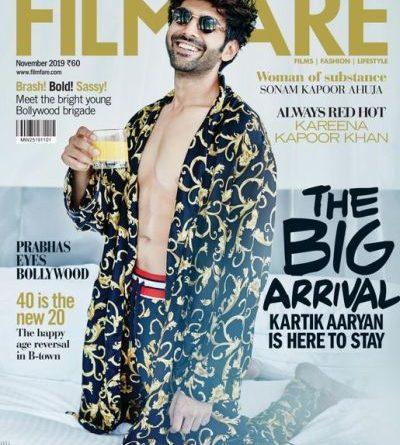 Filmfare - November 2019