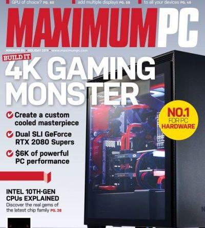 Maximum PC - Holiday 2019