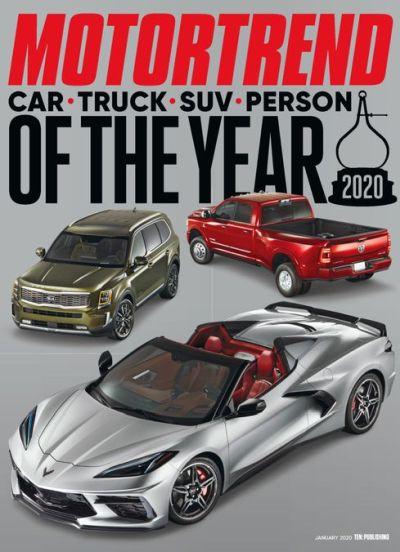 Motor Trend - January 2020