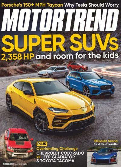 Motor Trend - November 2019