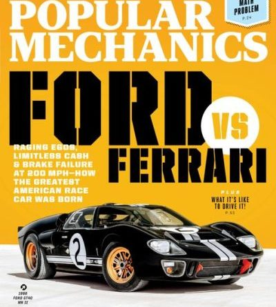 Popular Mechanics USA - November 2019