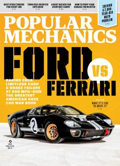 Popular Mechanics USA - November 2019