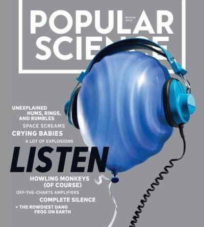 Popular Science USA - Winter 2019