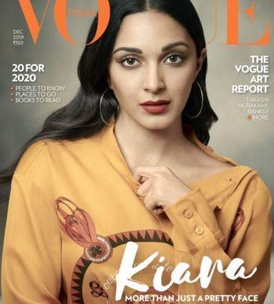 Vogue India - December 2019