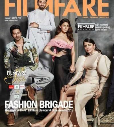 Filmfare - January 2020