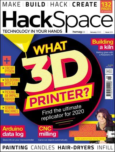 HackSpace – January 2020