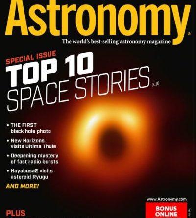 Astronomy - January 2020