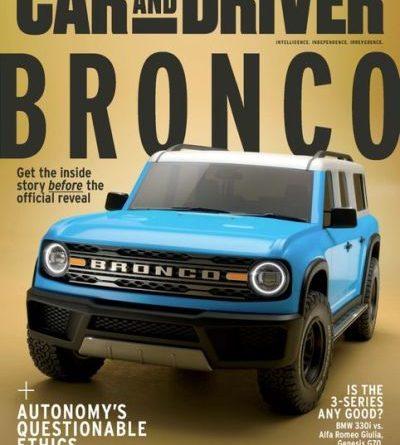 Car and Driver USA - February 2020