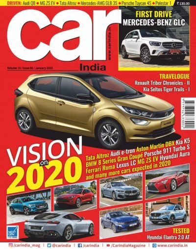 Car India - January 2020