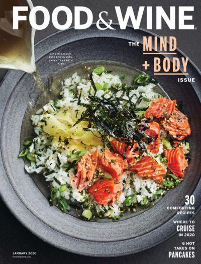 Food & Wine USA – January 2020