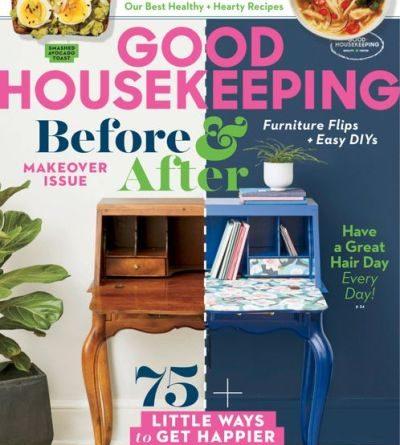Good Housekeeping USA - January / February 2020