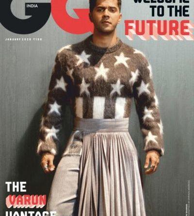 GQ India - January 2020