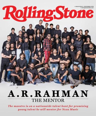 Rolling Stone India - December 2019
