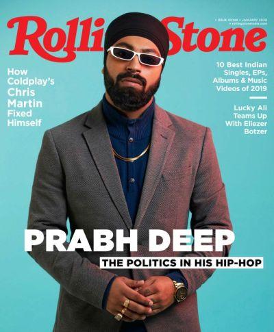 Rolling Stone India - January 2019