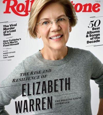 Rolling Stone USA - January 2020