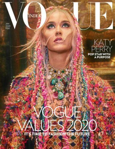 Vogue India – January 2020